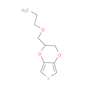 China 2,3-Dihydro-2-(propoxymethyl)thieno[3,4-b]-1,4-dioxine Manufacturer,Supplier